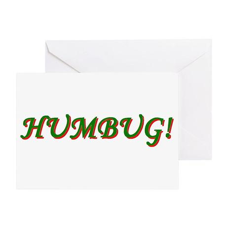 Humbug! Greeting Card