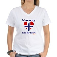 Norway - Heart Shirt