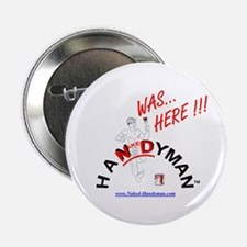"Naked HandymanT 2.25"" Button"