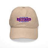 Retirement Hats & Caps