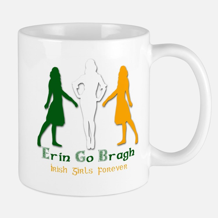 Irish Girls Forever Mug
