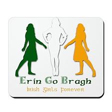 Irish Girls Forever Mousepad