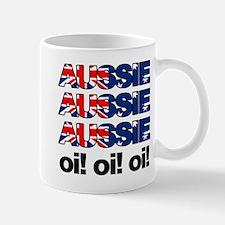 Aussie Aussie Aussie Oi! Oi! Mug