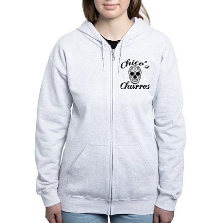Chico's Churros Women's Zip Hoodie