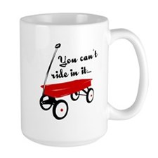 Little Red Wagon Mug