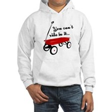 Little Red Wagon Hoodie