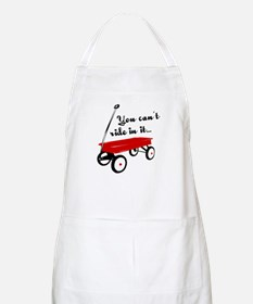 Little Red Wagon Apron