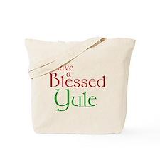 Blessed Yule Tote Bag