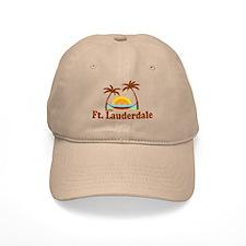 Fort Lauderdale FL. Baseball Cap