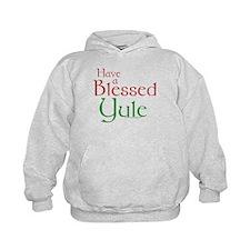 Blessed Yule Hoodie