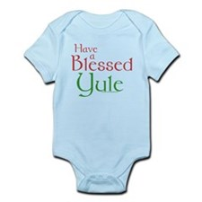 Blessed Yule Infant Bodysuit