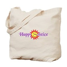 Happy Solstice Tote Bag