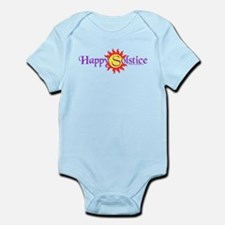 Happy Solstice Infant Bodysuit
