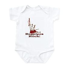 Bagpipez Infant Bodysuit