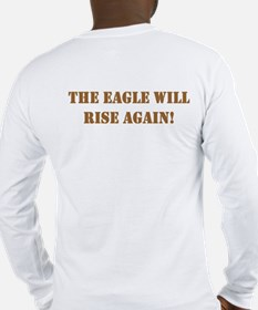 WO on front and Rise on back Long Sleeve T-Shirt