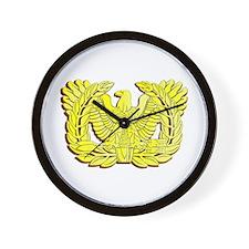 WO Eagle Wall Clock