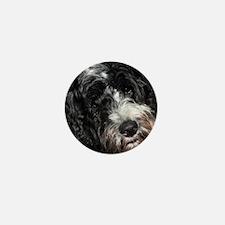 Puppy Mini Button