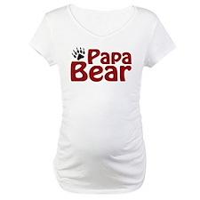 Papa Bear Claw Shirt