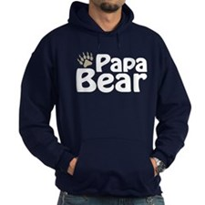 Papa Bear Claw Hoodie