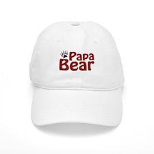 Papa Bear Claw Baseball Cap