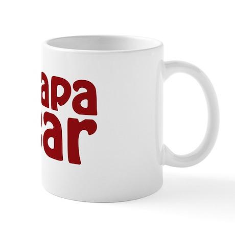 Papa Bear Claw Mug