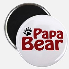 """Papa Bear Claw 2.25"""" Magnet (100 pack)"""