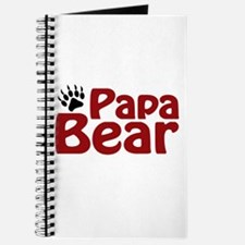 Papa Bear Claw Journal