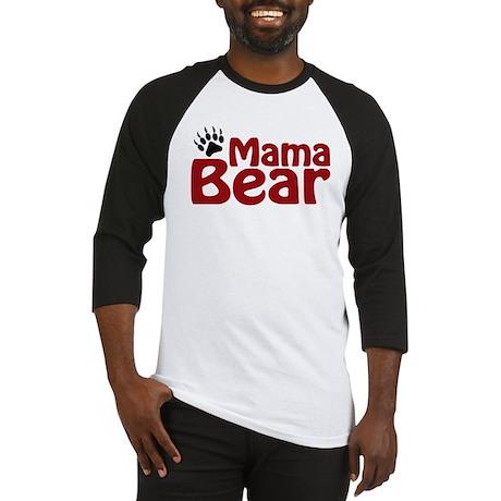 Mama Bear Claw Baseball Jersey