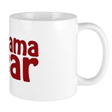 Mama Bear Claw Small Small Mug