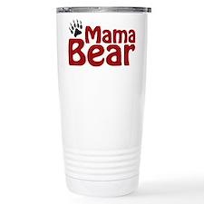 Mama Bear Claw Thermos Mug
