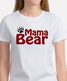 Mama Bear Claw Women's T-Shirt