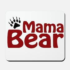 Mama Bear Claw Mousepad