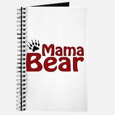 Mama Bear Claw Journal
