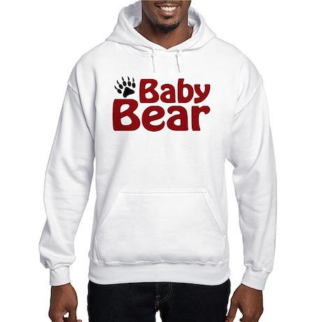 Baby Bear Claw Hooded Sweatshirt