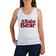 Baby Bear Claw Women's Tank Top