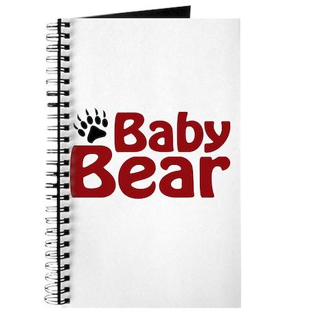 Baby Bear Claw Journal