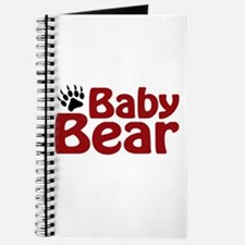 Baby Bear Claw Journal