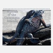 Galapagos Wall Calendar