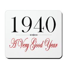 1940 Mousepad
