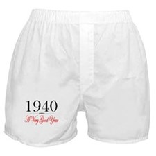 1940 Boxer Shorts