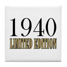 1940 Tile Coaster