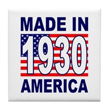 1930 Tile Coaster