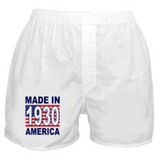 1930 Boxer Shorts