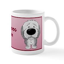 Big Nose Sheepdog Mom Mug