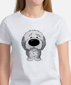 Big Nose Sheepdog Women's T-Shirt