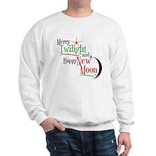 Twilight New Moon Christmas Sweatshirt