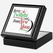 Twilight New Moon Christmas Keepsake Box