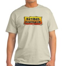 Retired Dinosaur T-Shirt