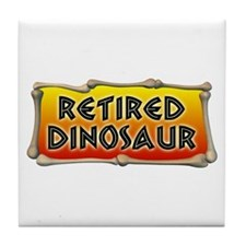 Retired Dinosaur Tile Coaster