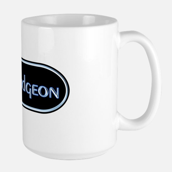 Official Curmudgeon Large Mug
